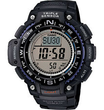 Casio SGW1000-1A Men's Altimeter Braometer Compass Thermometer Sports Watch