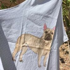 Milly Green ~ FRENCH BULLDOG BULL DOG ~ Apron ~ NWT