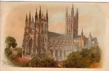 Tuck - View - Canterbury Cathedral - No.638 Iv PmK 1903