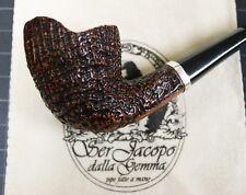 New & Unsmoked Ser Jacopo Picta Picasso 20 S2 Sandblast Silver Ring & Windscreen