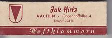 Jak Hirtz Sonderpackung 720 Heftklammern 24/6 f.d. NOVUS-Heftappar 1950er Jahre