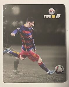 FIFA 16 Limited Steelbook Edition — (Xbox One, 2015)