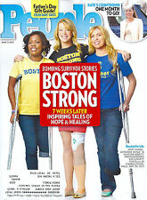 People Magazine - June 17, 2013 - Boston Strong, Ace Young, Jean Stapleton