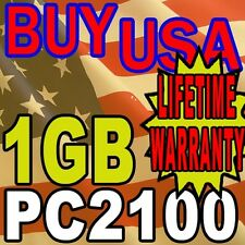1GB DELL Latitude D400 D600 D800 X300 Memory RAM