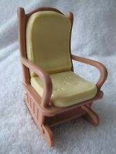 FISHER PRICE Loving Family Dollhouse ROCKING CHAIR GLIDER Baby Nursery for Mom!