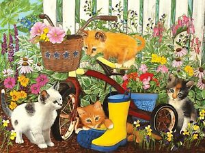 I Can't Reach The Pedals! 1000 Piece Jigsaw Puzzle by SunsOut