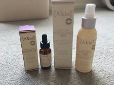 A'KIN ROSEHIP OIL 23 ML AND HYDRATING MIST 135 ML BOXED