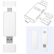 Type-A Type-C Micro SD NM Memory Card Reader Adapter for Huawei Mate 20Pro & 20X