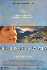 Breaking the Waves 1996 U.S. One Sheet Poster