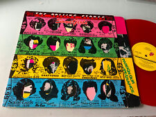 LP  ITALY 1978 RED  The Rolling Stones – Some Girls