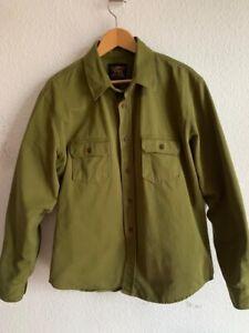 Indigofera Alamo Shirt Olive Grösse L