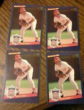 pete rose 1986 donruss all star jumbo #34 lot of 4 cards