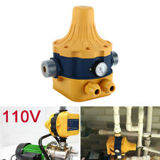 New Automatic Water Pump Pressure Controller Electronic Pressure Switch 110V