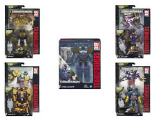Transformers Generations Combiner Wars Bruticus Complete Set 5 PIECES US