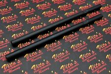 2 x Vito's Performance Yamaha Banshee tie rods 1987-2006 STOCK LENGTH NEW Black
