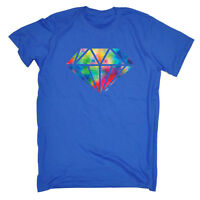 Funny Novelty T-Shirt Mens tee TShirt Acid Diamond