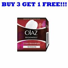 Olaz (Olay) Regenerist 3 Zone Replacement Heads (Two Heads) EUR Packaging