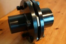 New listing Flexible Disc Coupling 75mm and 60mm Hubs With Stainless Steel Disc Rrp $1440