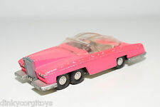 DINKY TOYS 100 THUNDERBIRDS LADY PENELOPE'S FAB 1 FAB1 FLUOR PINK EXCELLENT