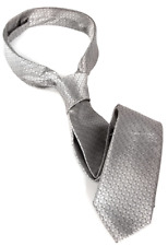 Fifty Shades of Grey Christian Grey's Silver Tie gray her up 50
