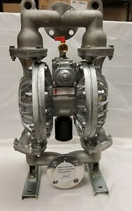 """New Dayton 3HJX2B Diaphragm Pump 2"""" Inlet/Outlet 160GPM Max flow"""