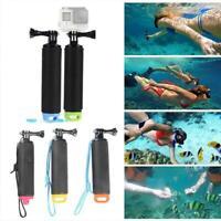 Floating Hand Grip Diving Pole Selfie Stick Monopod Tripod For Gopro Hero7 6 5 4