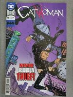 CATWOMAN #9a (2019 DC Universe Comics) ~ VF/NM Book