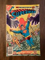Superman #364 - 1981 -DC Comics - Mark Jeweler Variant RARE 👍🏻