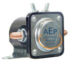 Externer Magnetschalter 24V 100Amp. zur Steuerung von Anlassern und DC-Motoren