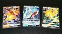 Pokemon Hidden Fates Tin Promo Lot Charizard GX Gyarados GX Raichu GX NM/M