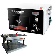 "New  7"" Screen OCA Laminating Machine with Built-in Air Compressor & Vacuum Pump"