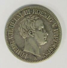 1824 A Kingdom of Prussia (German States) 1 Thaler - Friedrich Wilhelm III