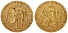 ITALY - VATICAN , GOLD MEDAL OF POP PAUL VI & HIS VISIT TO INDIA 1964 , XXX RARE
