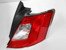 Right (Passenger) Rear Tail Lamp; 2010-2012 Ford Taurus