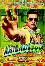 Khiladi 786 (Hindi DVD) (2012) (English Subtitles) ( Brand New Original DVD)
