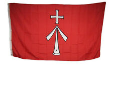 3x5 Stralsund German City Germany Rough Tex Knitted Flag 3'x5' Banner