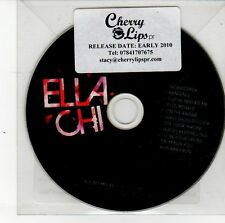 (DS712) Ella Chi, On The Radar - 2010 DJ CD