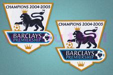 England Premier League Champion 2004-2005 Sleeve Gold Patch / Badge Chelsea