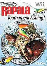 Rapala Tournament Fishing - Nintendo Wii Activision Inc. Video Game