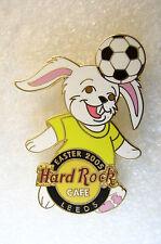 LEEDS,Hard Rock Cafe Pin,Easter Bunny,NICE,VHTF