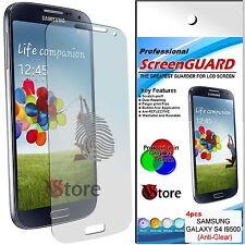 4 Pellicola Opaca Per SAMSUNG Galaxy S4 I9500 Antiriflesso Antimpronta Pellicole