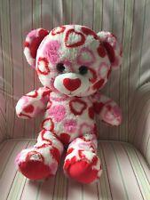 Construir un oso de corazón/Amor/Rosa Oso