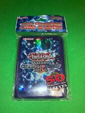 Yu-Gi-Oh! Official WCQ 2016 Blue Sleeves 50 Count Konami Sealed