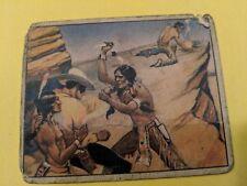 "Original Lone Ranger Trading Card #24 ""Smoke Signals"""
