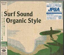 Japan CD Import with Obi Strip, Surf Sound, Organic Style: JPSA 18 Tracks