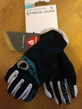 NEW! Pearl Izumi P.R.O. Softshell Cycling Women's Gloves Black Small
