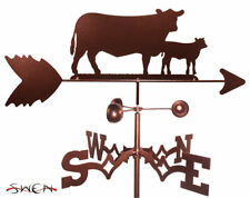 SWEN Products COW and CALF Steel Weathervane