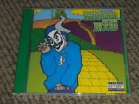 Violent J of Insane Clown Posse - Wizard of the Hood CD twiztid shaggy 2 dope