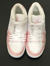 Air Jordan Flight  23 Shoes Girls Size GS US 4.5Y  EUR 36.5  23cm White Pink