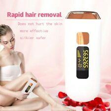 New 500,000 Flash Permanent IPL Epilator Laser Hair Removal Electric Deplidor
